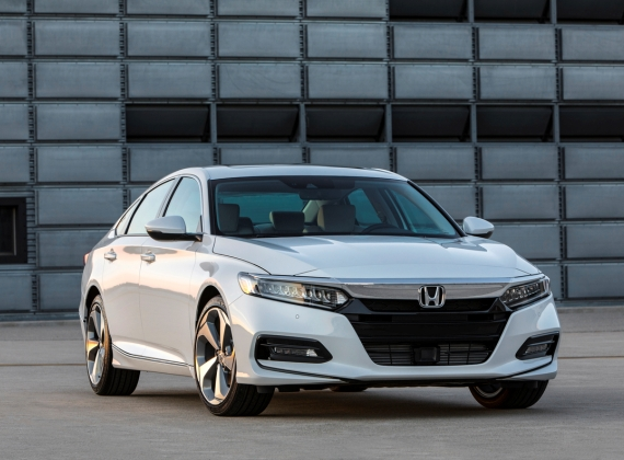2018 Honda Accord Revealed