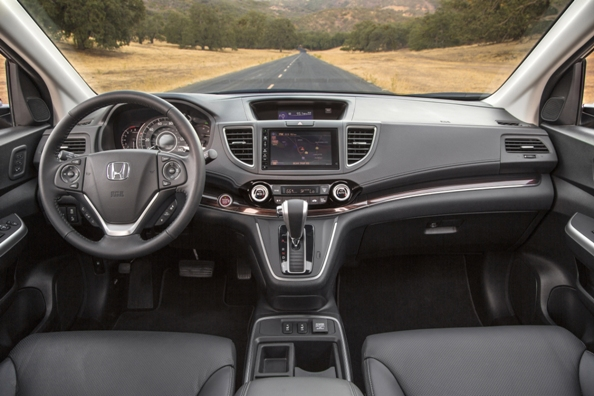 2015 Honda CR-V Gets New Powertrain, Advanced Features and New Premium Touring Trim