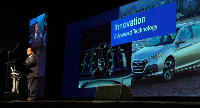 Honda Recognizes Top North American Parts Suppliers