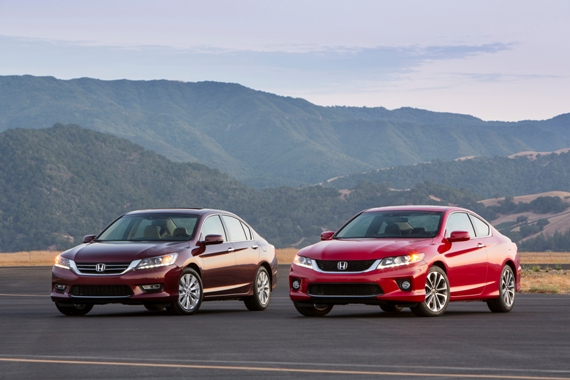 Most Popular Car in the U.S., Honda Accord Gets Multiple Feature Upgrades with Launch of 2015 Models
