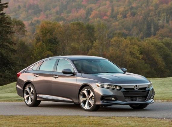 2018 Honda Accord Named 2018 North American Car of the Year