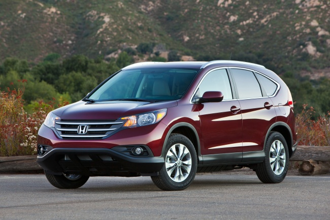 T He 2014 Honda CR V The Best Selling SUV In America For Past Two Years Has Won A US News World Report Cars Money Award