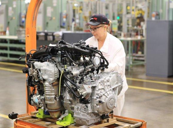 Honda Engine Production in Ohio Reaches 25 Million Milestone