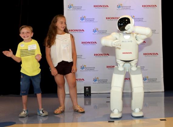 Honda Pledges $1 Million to Nationwide Children's