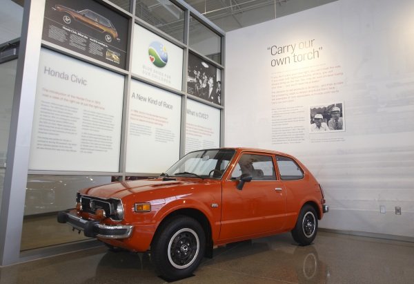 Honda Heritage Center: A tribute to the past, a focus on the future