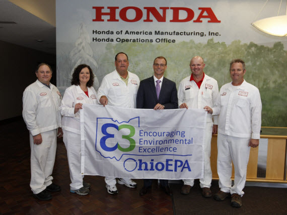 Welcome to Honda Manufacturing of Ohio - Honda of America Mfg