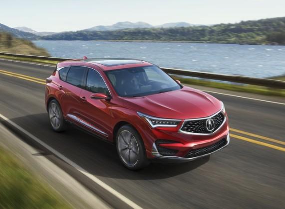 2019 Acura RDX Prototype Debuts