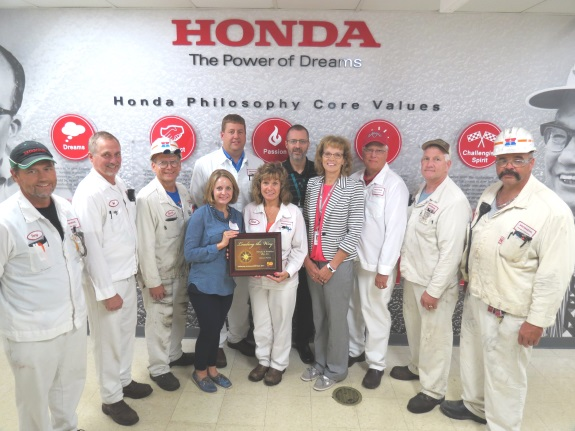 Honda Donors Go The Extra Mile