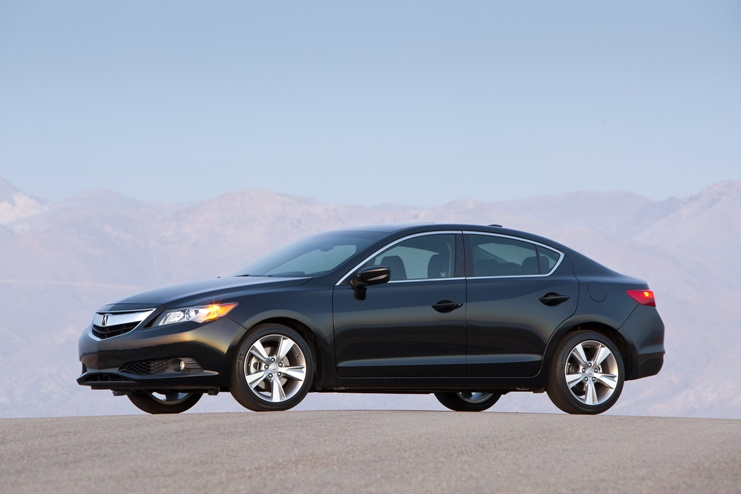 Acura ILX Production Is Transferring to Ohio