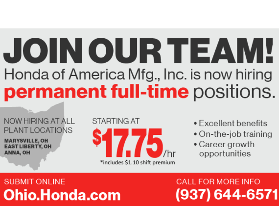 Honda is Hiring