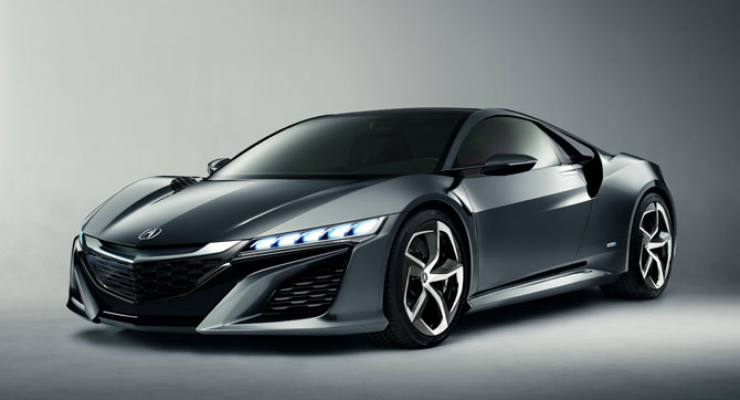 Acura Today Announced That The All New NSX Supercar Will Be Produced At A Performance Manufacturing Center In Ohio 70 Million Advanced Production