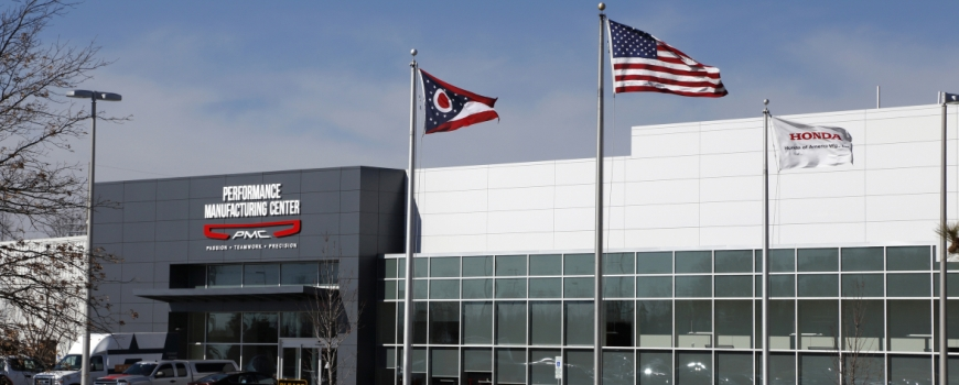 Welcome To Honda Manufacturing Of Ohio