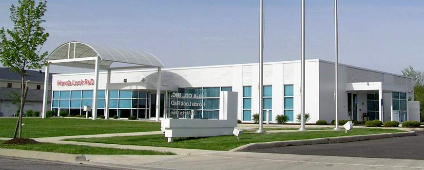 Honda of america manufacturing ohio for Honda east liberty ohio