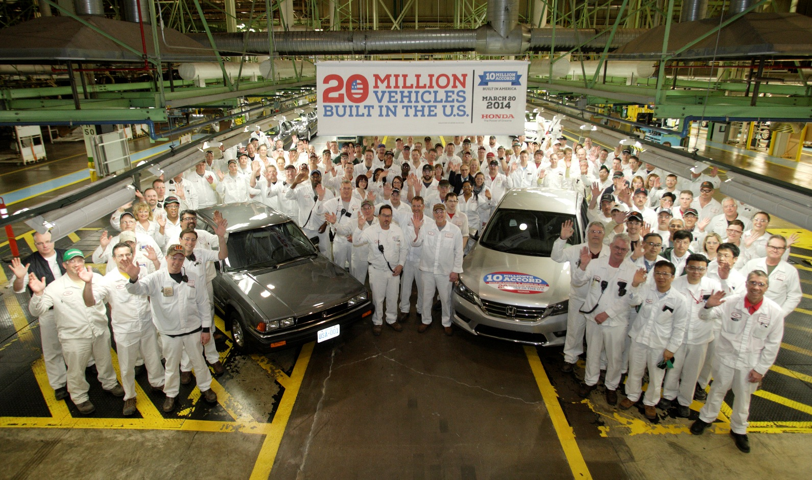 2014 - 10 Million Accords