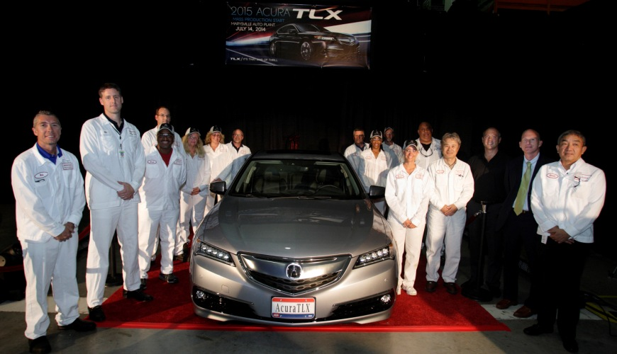 2014 - TLX