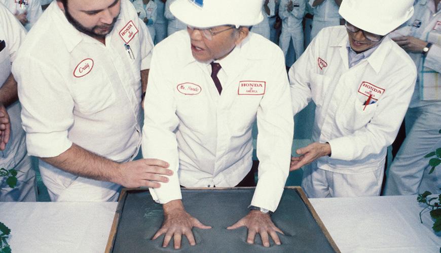 1989 - Soichiro Honda Hall of Fame