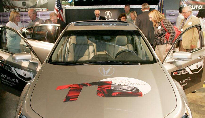 2008 - Acura TL