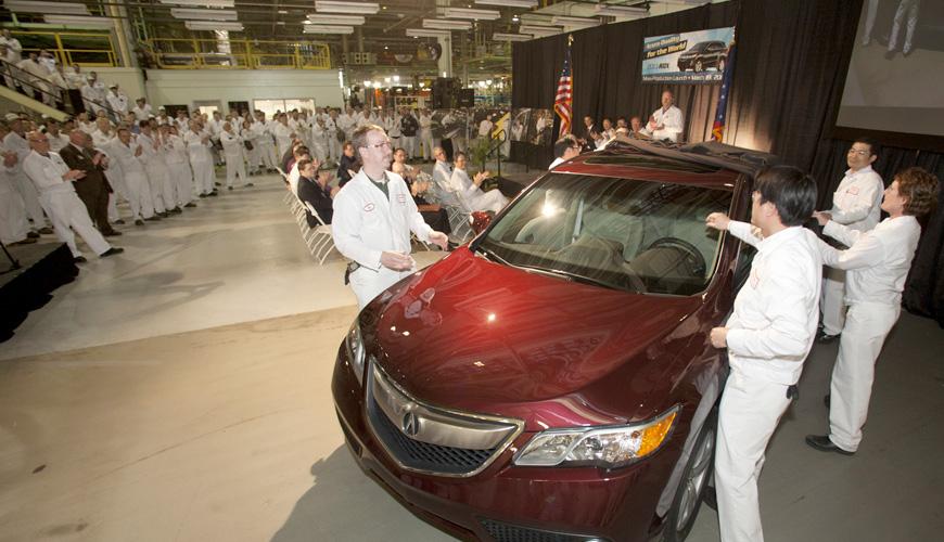 2012 - Acura RDX