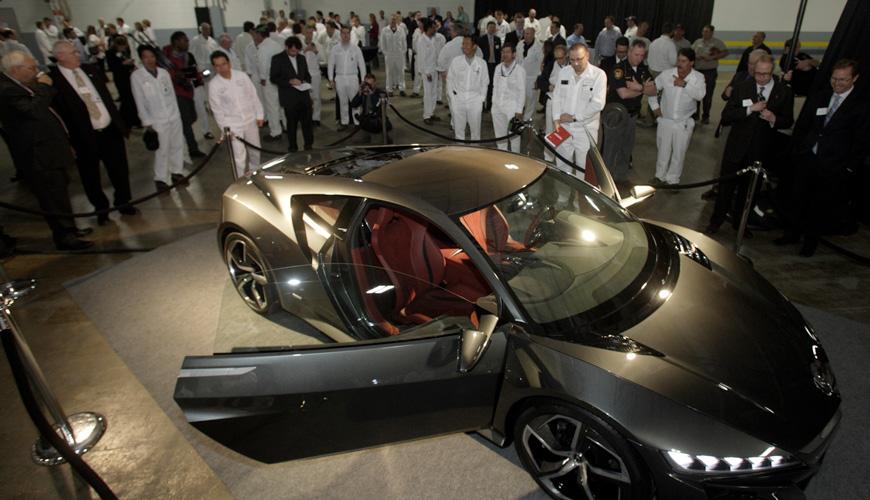 2013 - Acura NSX Supercar
